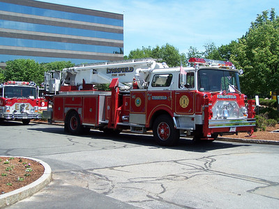 Mack Fire Trucks