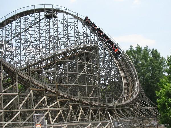 CC41 Six Flags America