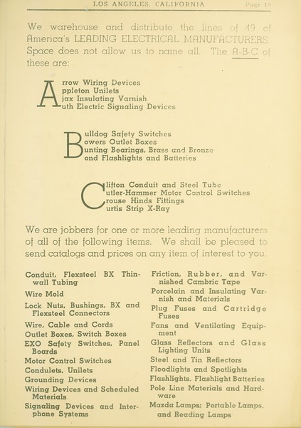 ABC Advertisement