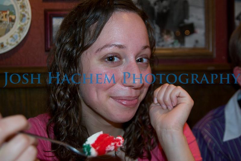 February 13, 2009  C's Birthday Dinner 090