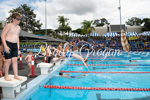 Inter House Swimming
