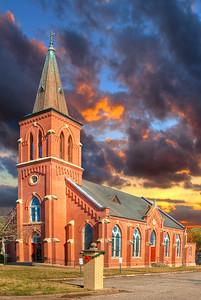 Beautiful Texas Churches