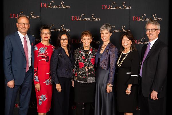 DU Law Stars Reception 2018