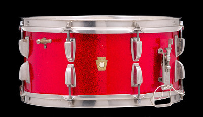 Ludwig School Festival Red Sparkle