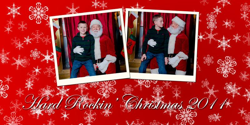 hard rockin' Christmas Day 4