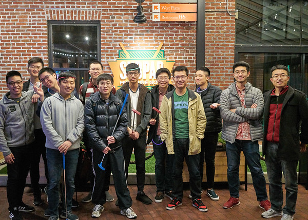 2019/03/01 Small Group Mini Golf