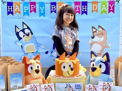 Alina's 5th Birthday
