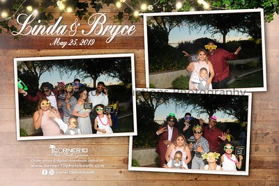 Wedding of Linda & Bryce