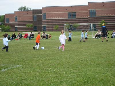 Soccer - Summer 2009