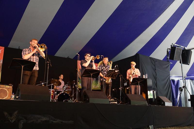 Ealing Jazz 2014