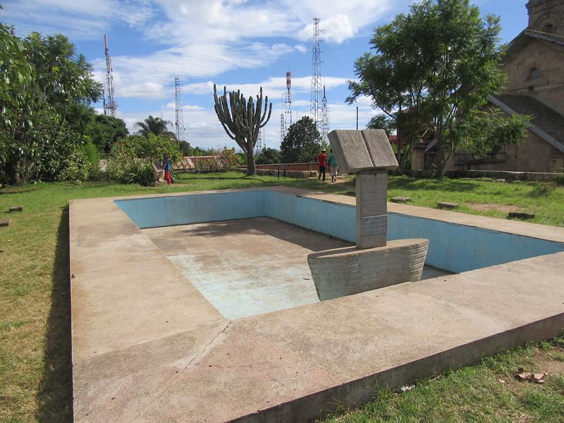 023_Antananarivo. The Rova. The Royal Pool.JPG