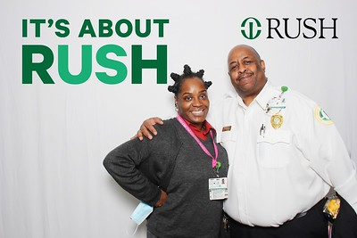 Rush Employee Appreciation Day