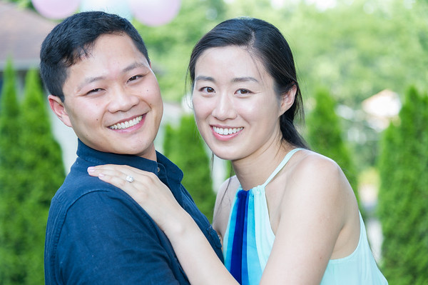 Ko and Phung Engagement Party July 2014