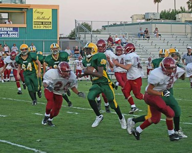 08 Freshman vs Los Banos