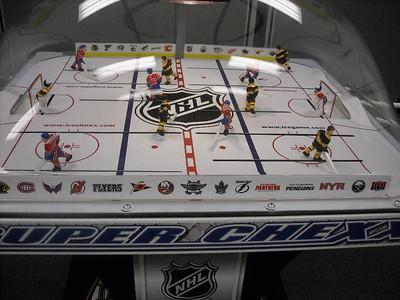 bruins dome hockey
