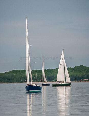 Sailboats | Alerions