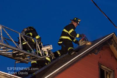 09-16-2012, 3rd Alarm Dwelling, Salem City, Salem County, 116 Thompson St.