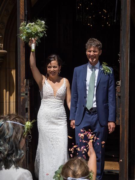 Nicholas and Marie's Wedding