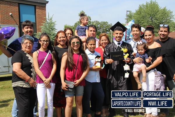 Thomas Edison High School Graduation 2017