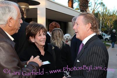 Barbara Sinatra Children's Center Garden Opening 12/12/13