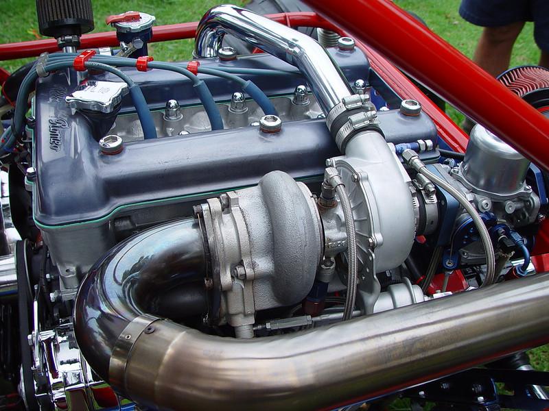 Alfa engined dune buggy