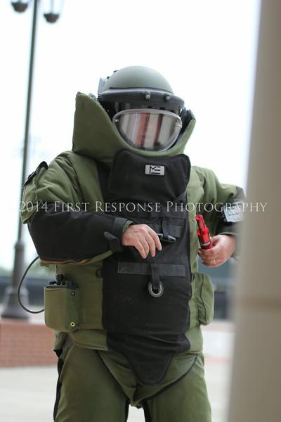 Bomb Squad activity
