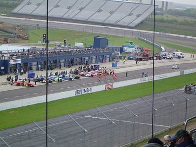 Rockingham Thunder Sunday