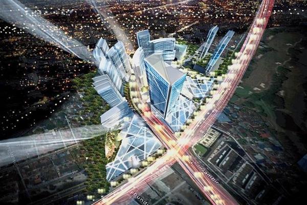 Penang International Commercial City