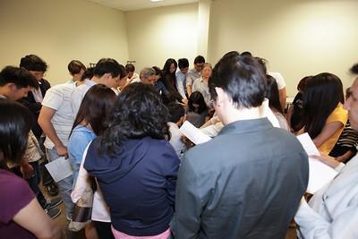 Send Out Prayer 2012