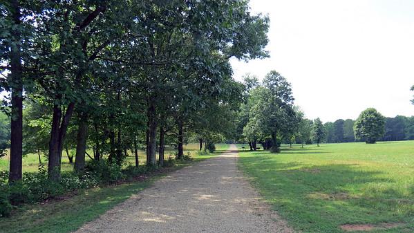 June 30, 2018:  Cowpens National Battlefield, Gaffney, SC .  .  .