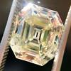 4.71ct Antique Asscher Cut Diamond GIA WX VS2 15