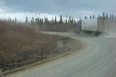 Trucks Along The Dalton