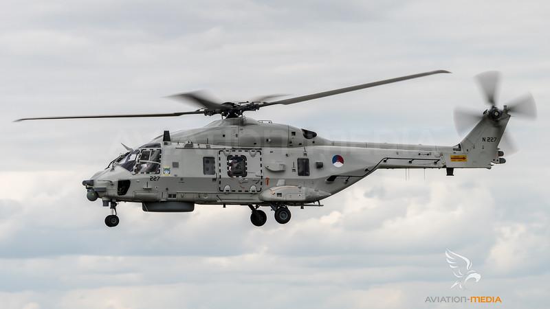 Royal Netherlands Navy / NH Industries NH90 / N-227