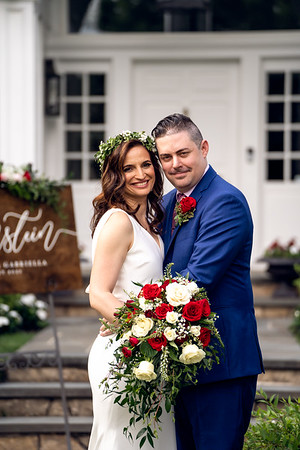 Gabriella and Jason - Formals and Family