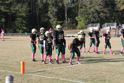 Piney Grove Middle vs Little Mill Middle - 10/9/12