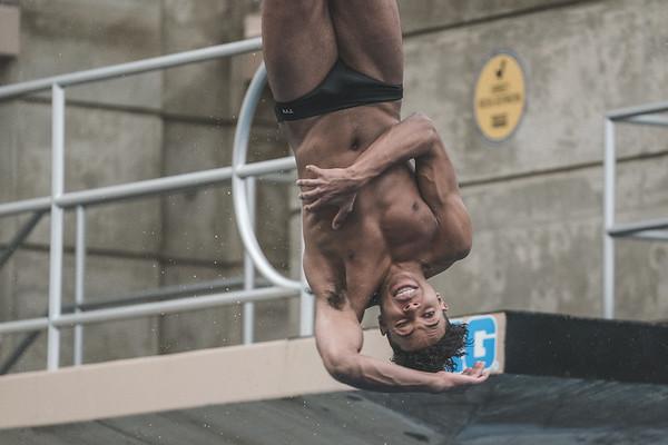02-25-21 Big Ten Diving Men's 1 Meter