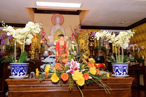 2017 Dec 09 Thay Phuoc Tien at Chua Thien An