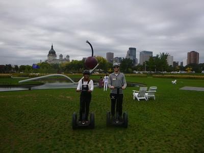 Minneapolis: September 14, 2019 (Sculpture Garden)