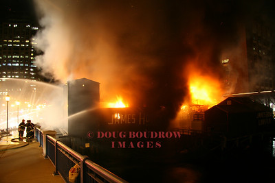 Boston, MA - 7th Alarm, 400 Atlantic Ave, 5-30-08