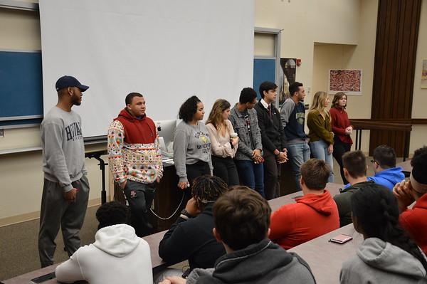 Young Alumni Panel (1/9/19)