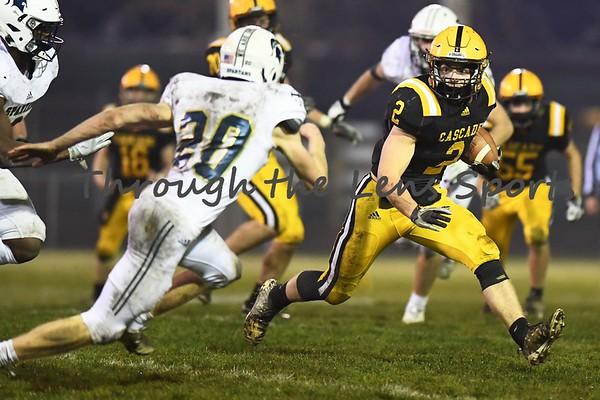 Marist vs. Cascade High School Football 3/12/21