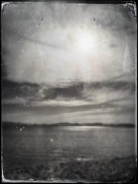 saline sea, salty tears