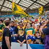 The crowd is building | 2015 Asian Cup Final Match | Australia vs South Korea | Stadium Australia | January 31, 2015 in Sydney, Australia