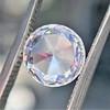 1.51ct Round Rose Cut Diamond, GIA K VS1 7