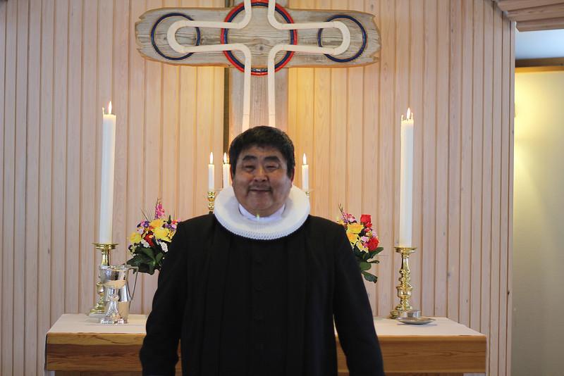 26 Pastor, Tasiilaq