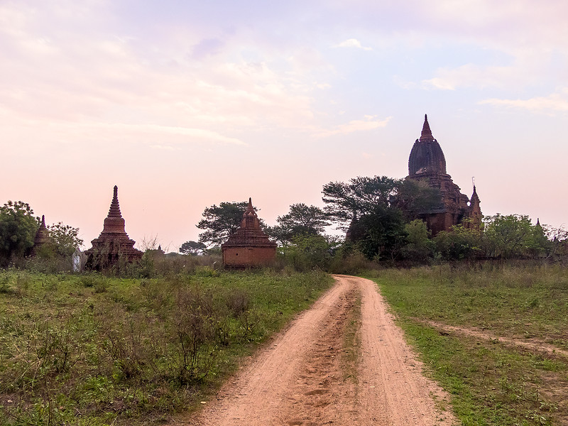 Road to Forgotten Temples