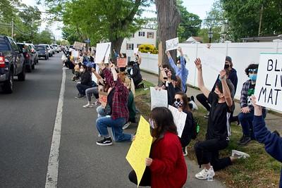 George Floyd/Black Lives Matter Protest