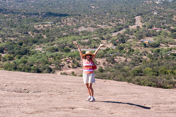 2011/07 - Enchanted Rock