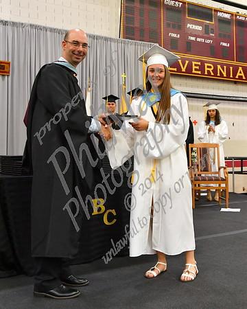Posed Diploma Photos