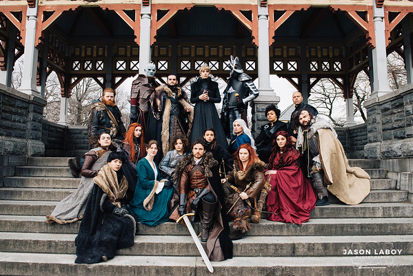 Game of Thrones Cosplay Photo Shoot